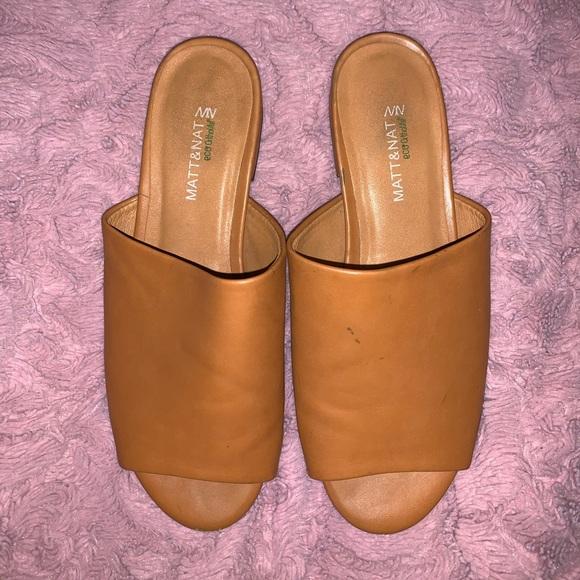 Matt & Nat Mule Sandals